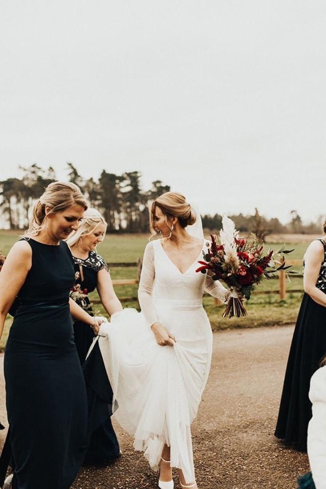 Real Brides Nottingham Eliza Jane Howell Millie Dillmount 8