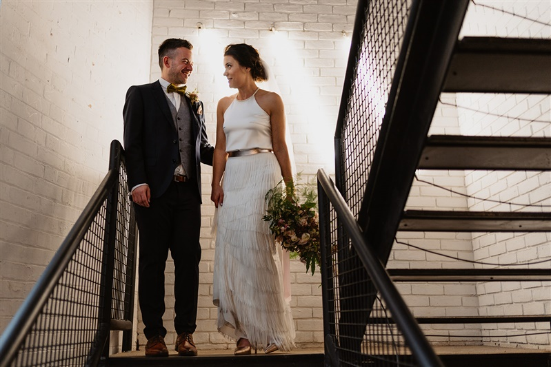 Real Brides Sheffield Charlie Brear Isere Skirt 10