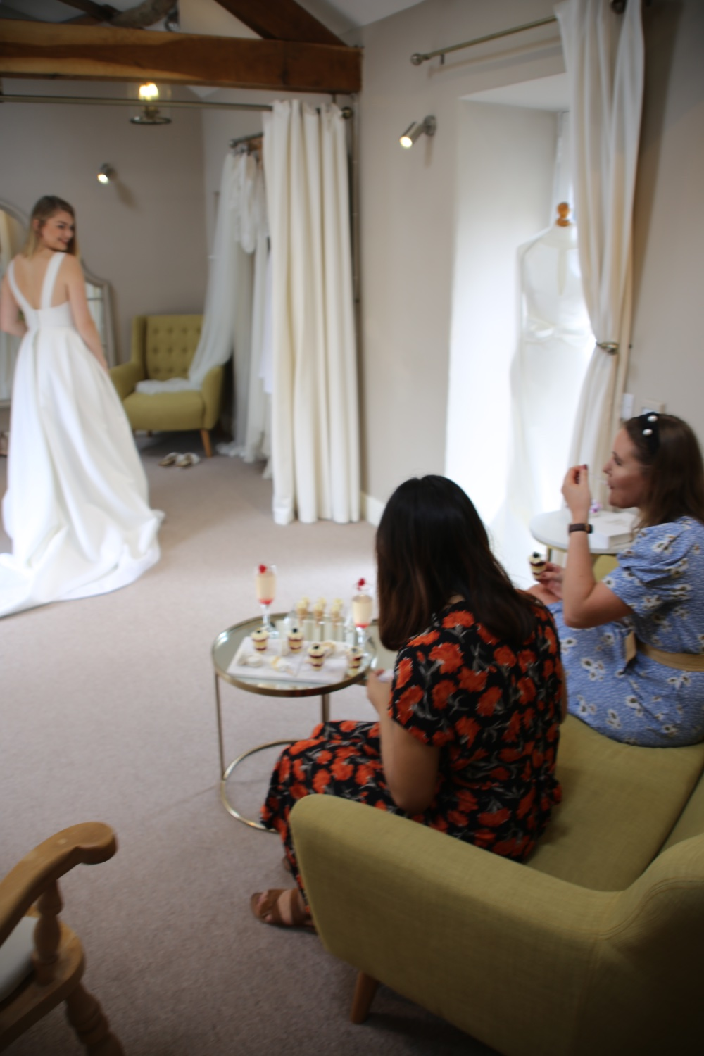 VIP Bridal Appointments Derbyshire 8