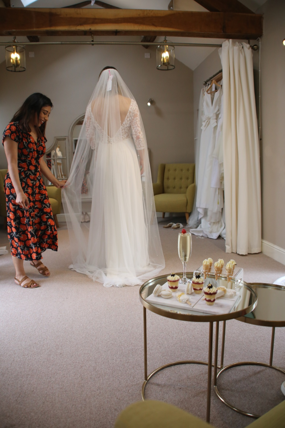 VIP Bridal Appointments Derbyshire 7