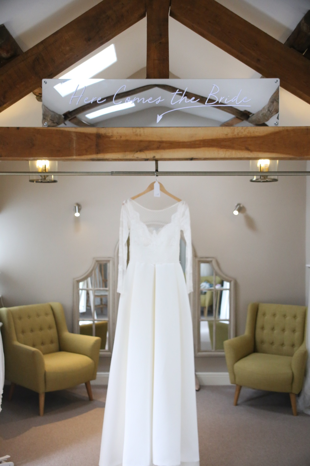 VIP Bridal Appointments Derbyshire 1