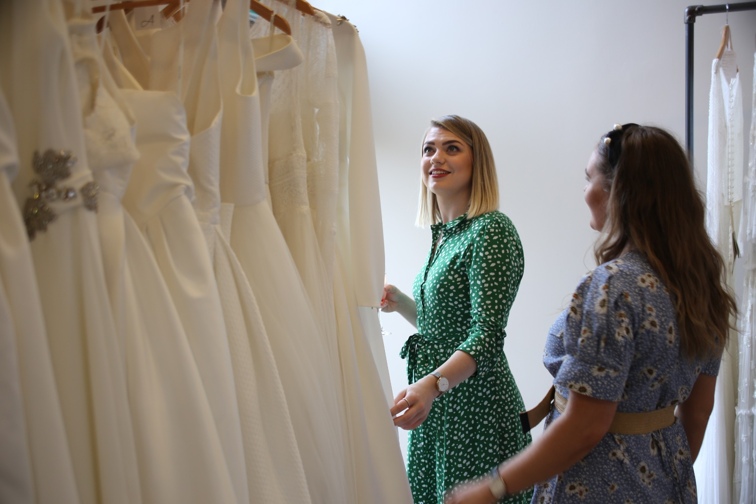 VIP Bridal Appointments Derbyshire 3