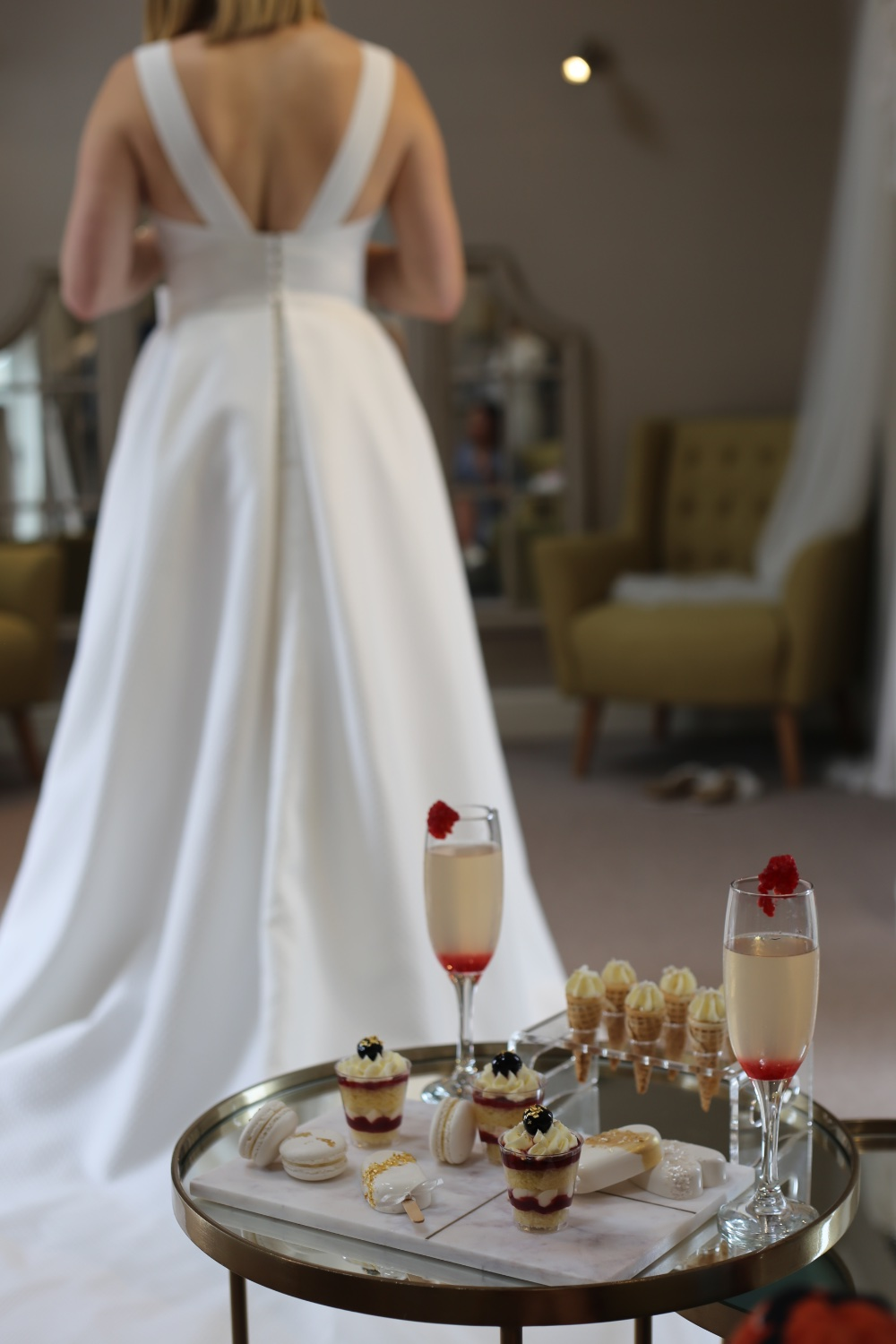 VIP Bridal Appointments Derbyshire 24