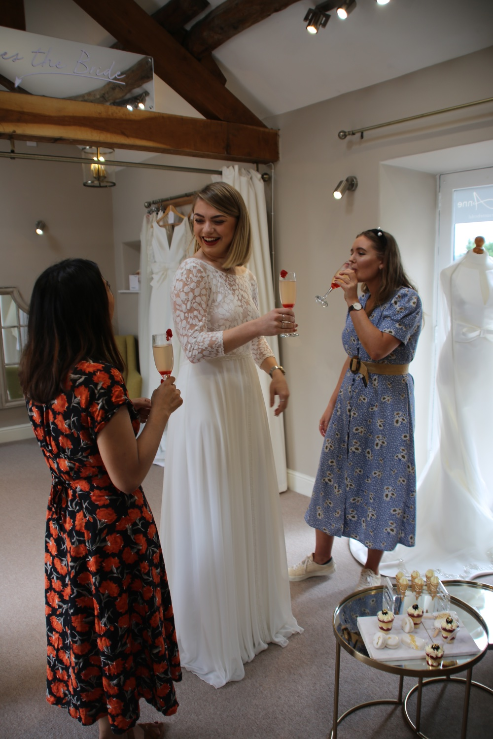 VIP Bridal Appointments Derbyshire 21