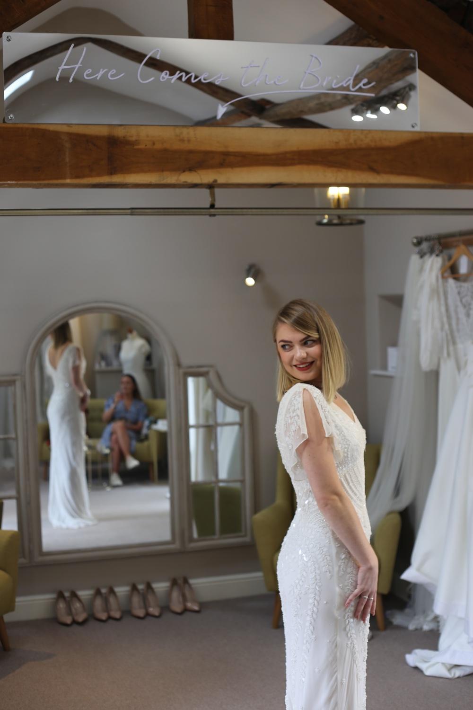 Eliza Jane Howell Wedding Dress 1