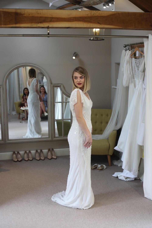 Eliza Jane Howell Wedding Dress 2