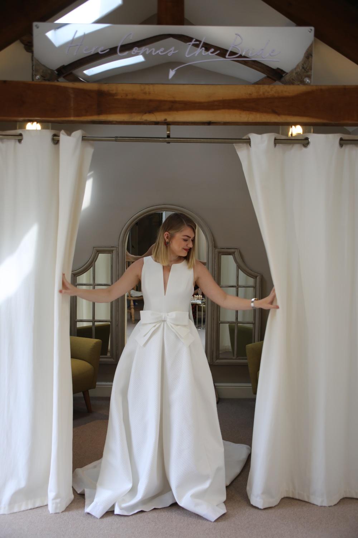 Jesus Peiro 110 Wedding Dress 1