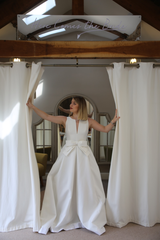 Jesus Peiro 110 Wedding Dress 2
