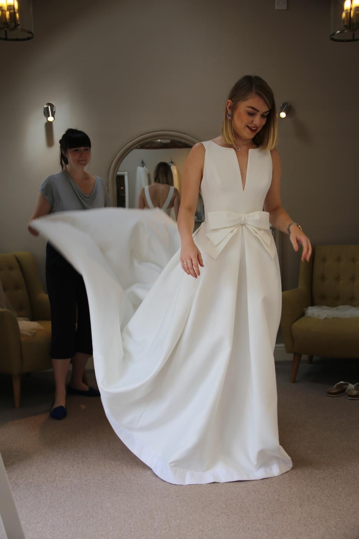 Jesus Peiro 110 Wedding Dress 4