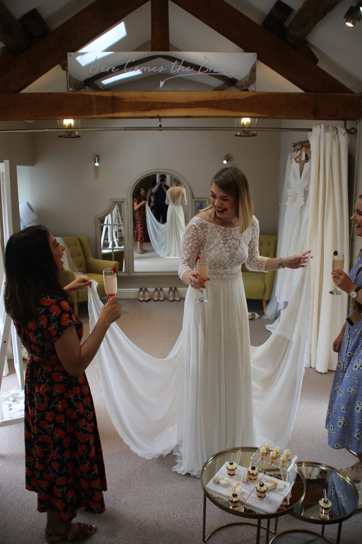 Rembo Styling Heloise Wedding Dress 4