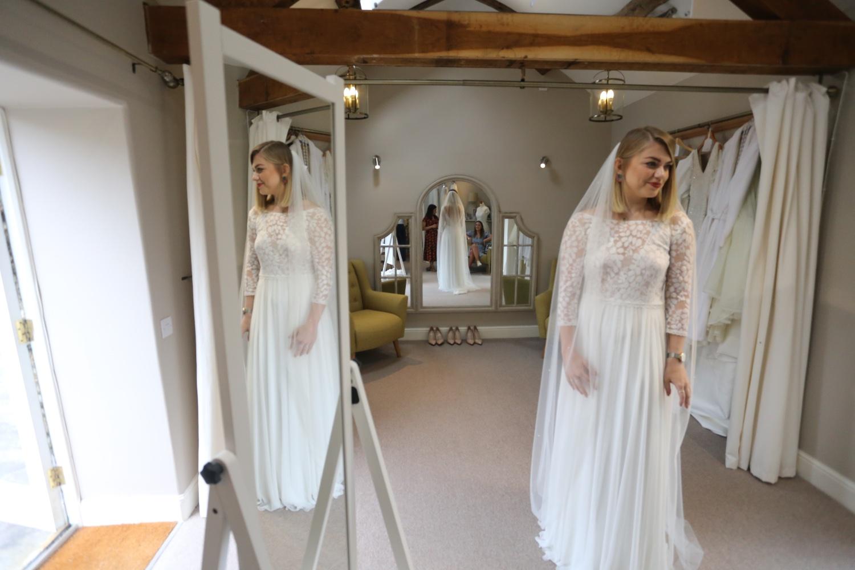 Rembo Styling Heloise Wedding Dress 2