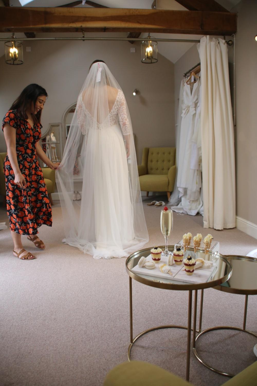 Rembo Styling Heloise Wedding Dress 3