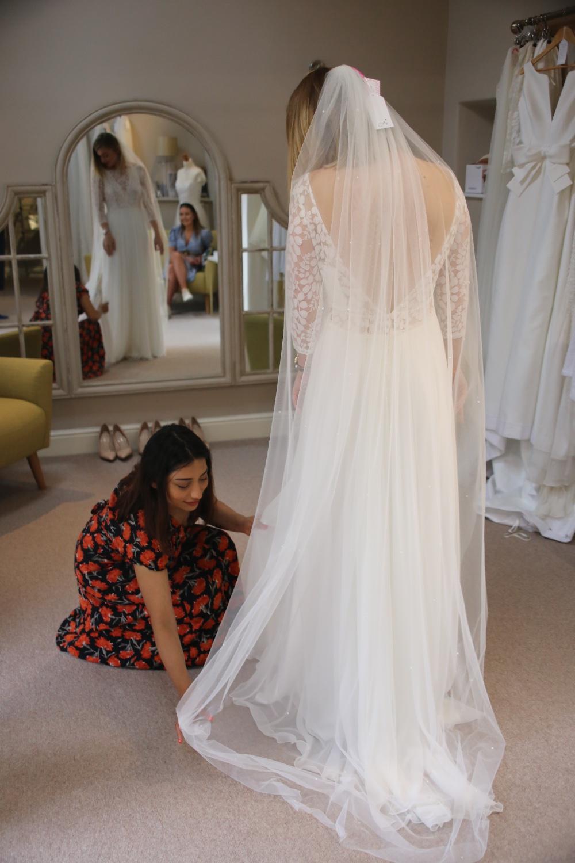 Rembo Styling Heloise Wedding Dress 1