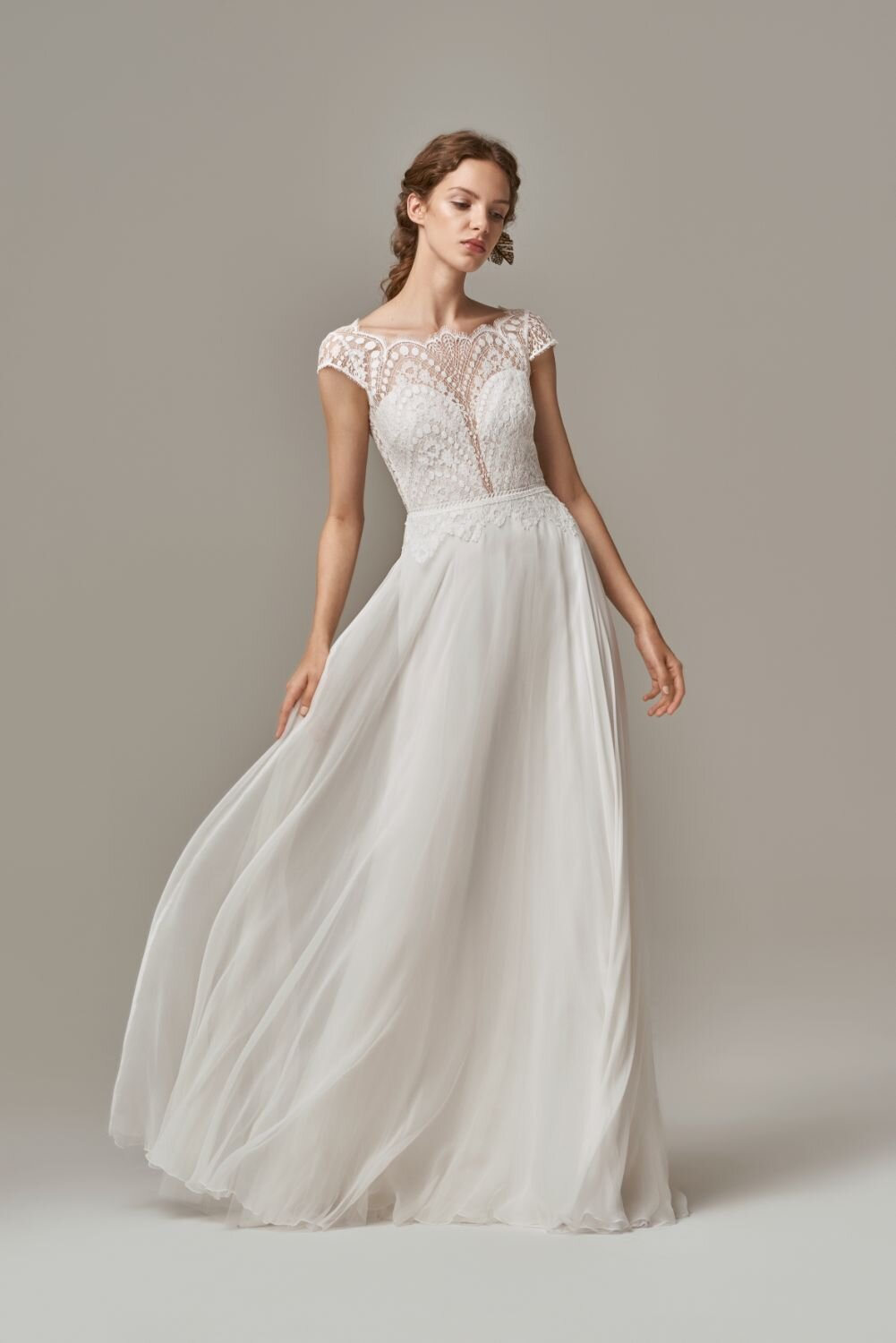 Anna Kara Shiloah Wedding Dress 2020