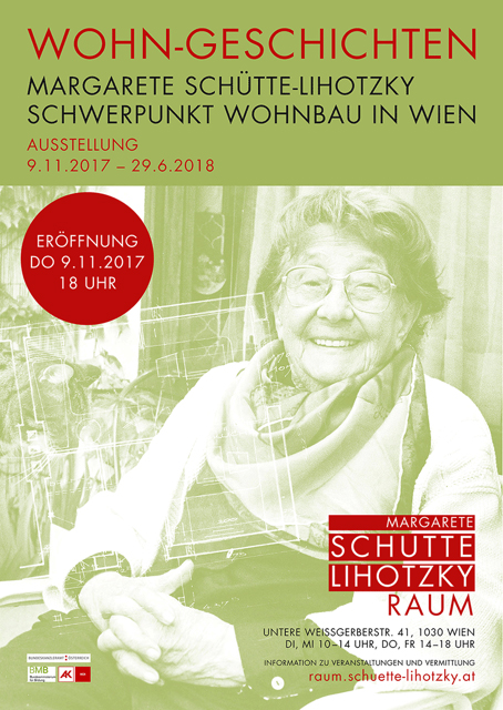 Ausstellung WOHNGESCHICHTEN