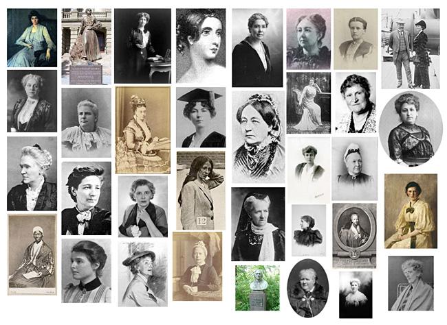 Die Suffragetten?? im deutschsprachigen Raum – 100 Jahre Frauenwahlrecht