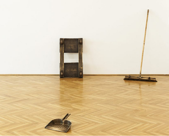 Fiona Connor, Closed for installation, 2019, #8, Closed for Installation, Sequence of Events, Ausstellungsansicht, Secession 2019, Foto: Oliver Ottenschläger