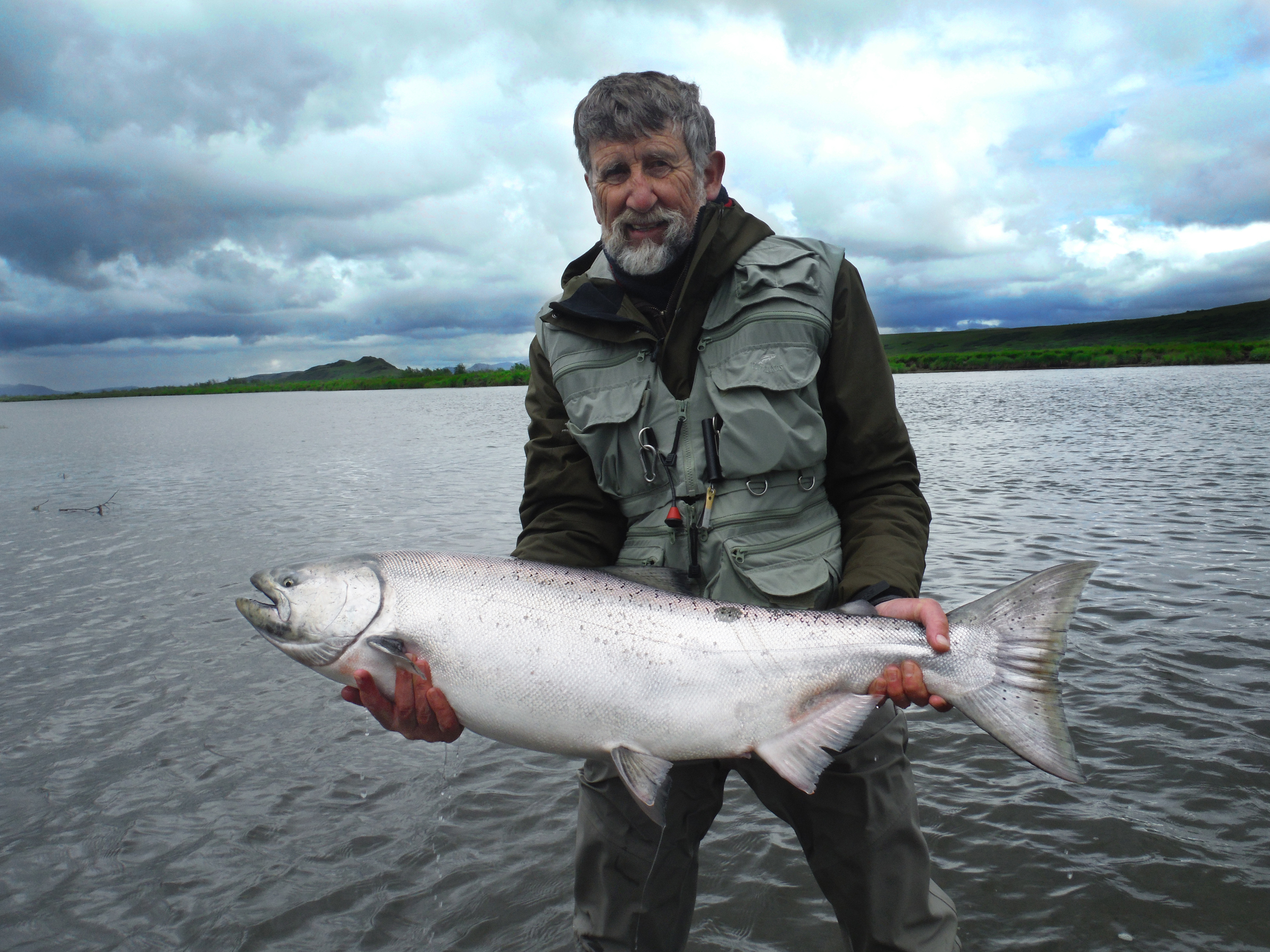 King Salmon Goodnews River