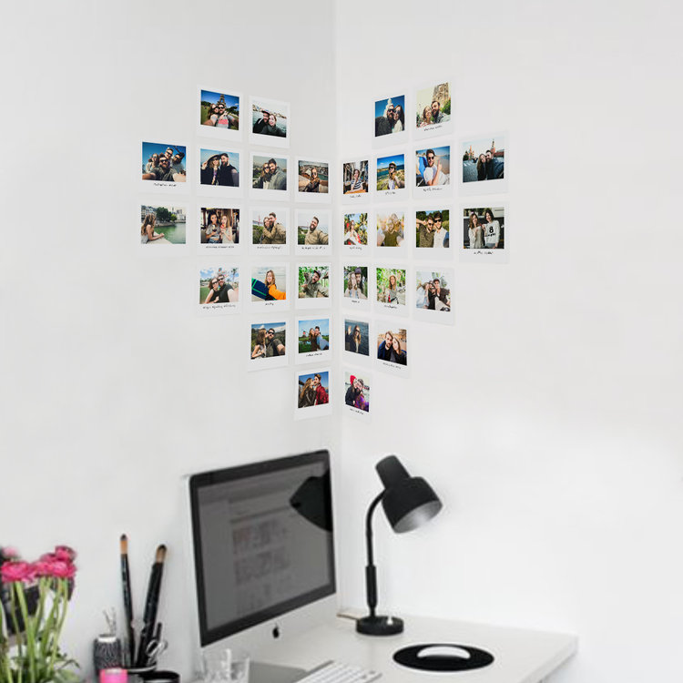 Valentine's Day Gift Ideas - Heart shaped wall