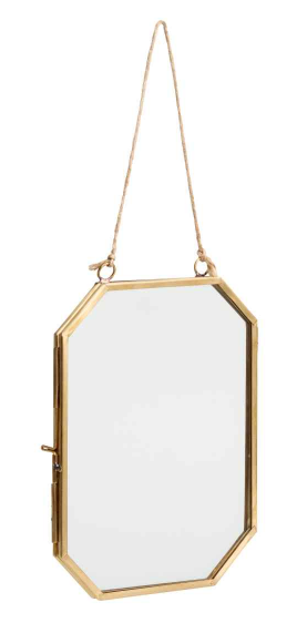 Small metal frame by H&M