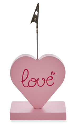 Love Photo Holder by Primark