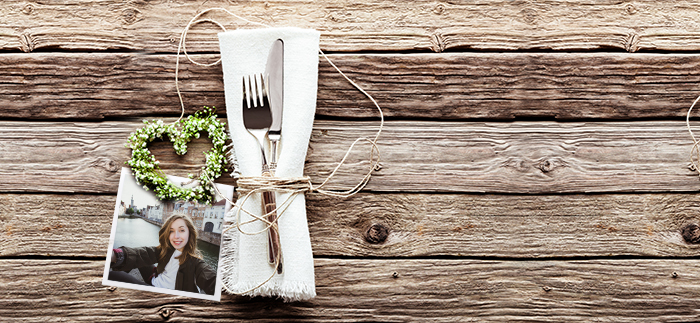 Chic country rustic wedding style