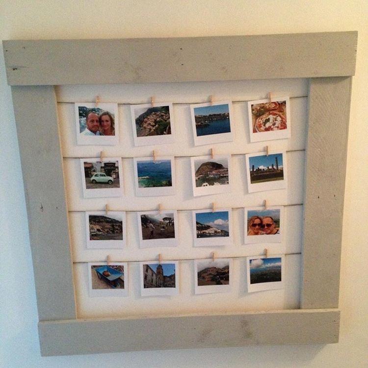Room decor ideas using photo prints
