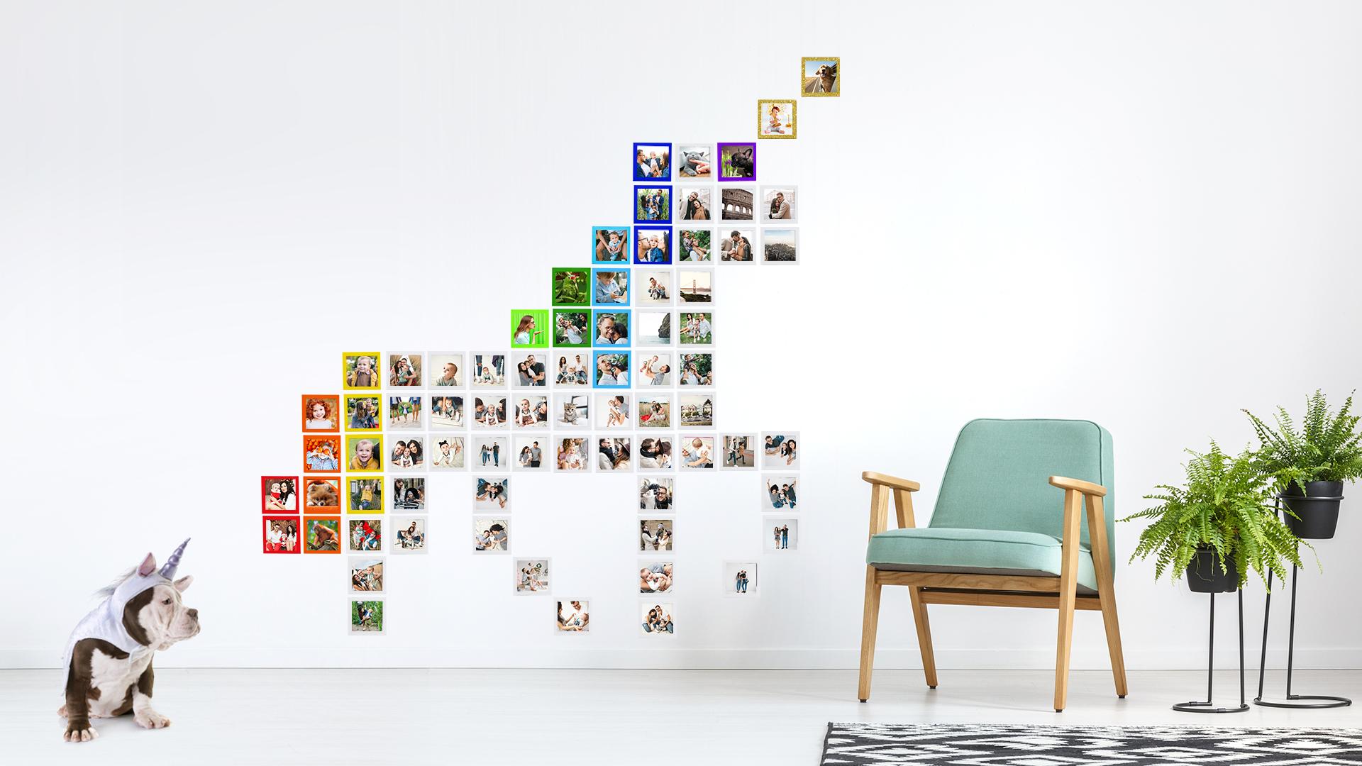 Unicorn Photo Wall