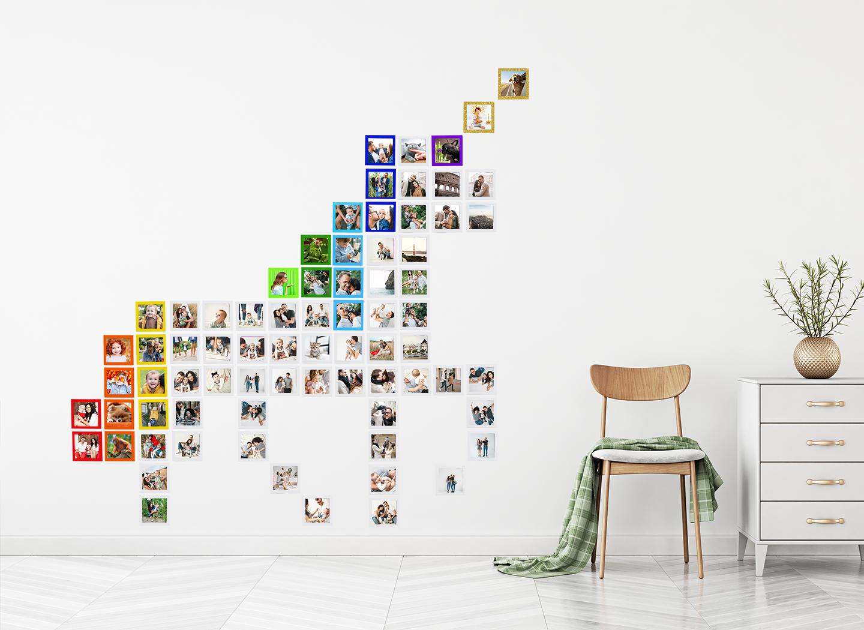 Unicorn Photo Wall -