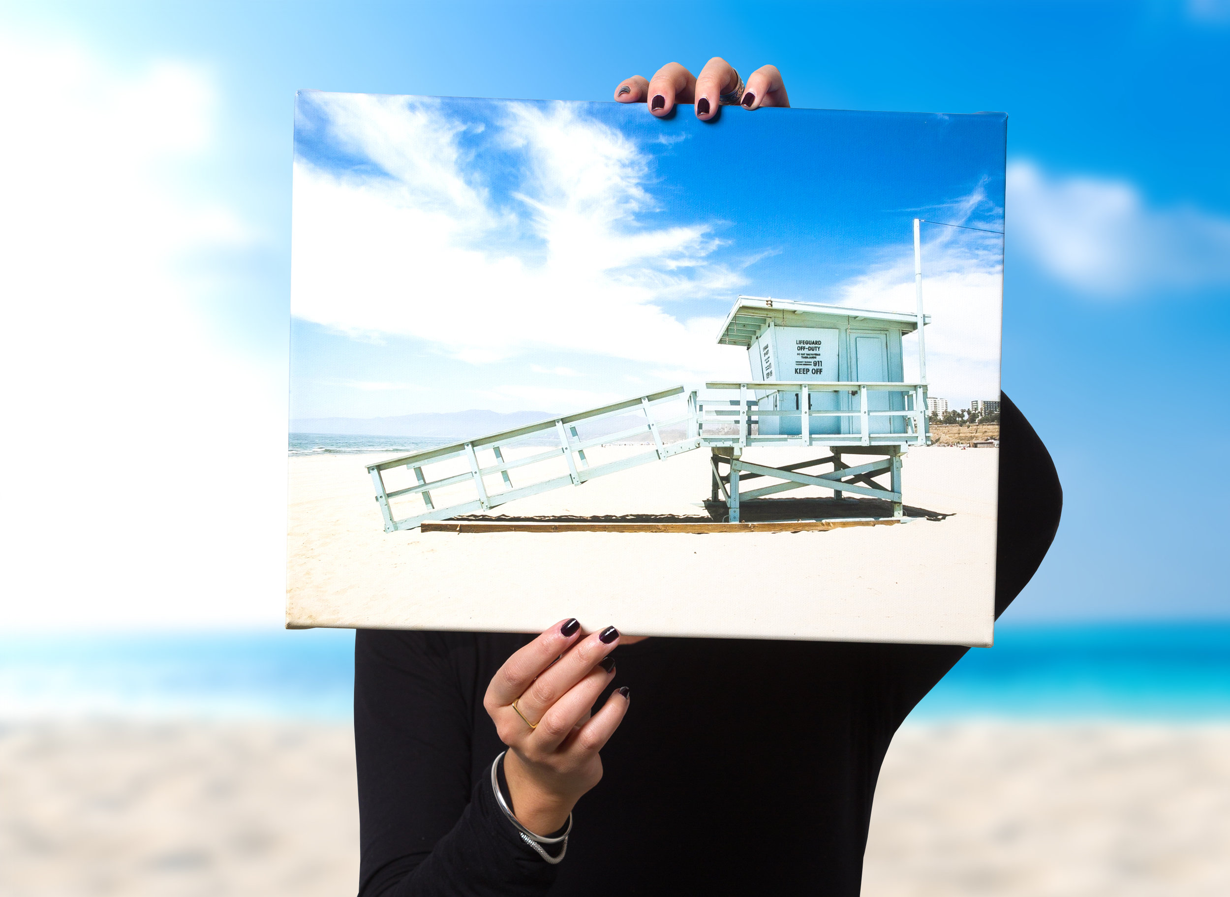 """Canvas Landscape M   Size: 16x12"""" - 40x30 cm Depth: 1.5"""" - 38 mm"""