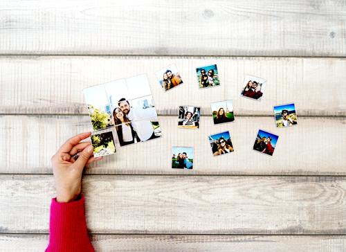 9 Mini Magnets -