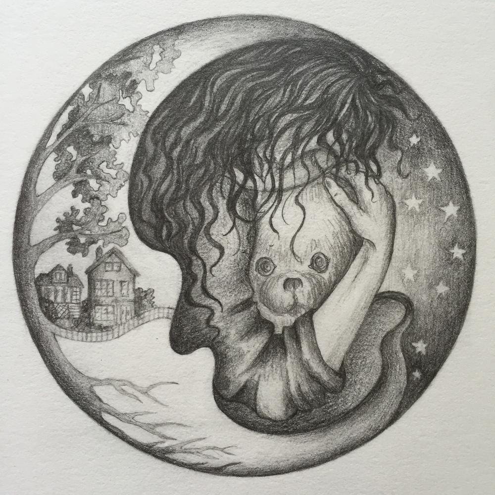 59 Dreams Drawings — Teresa Pankratz