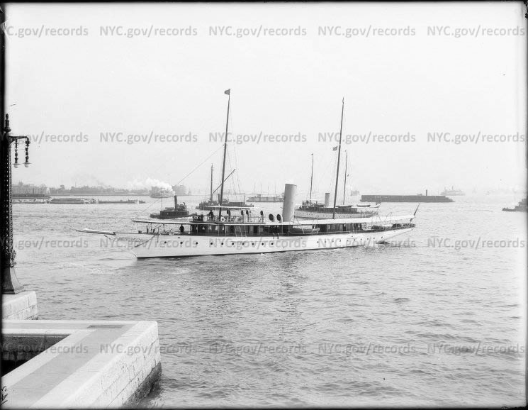 Photo from NYC dept. of records