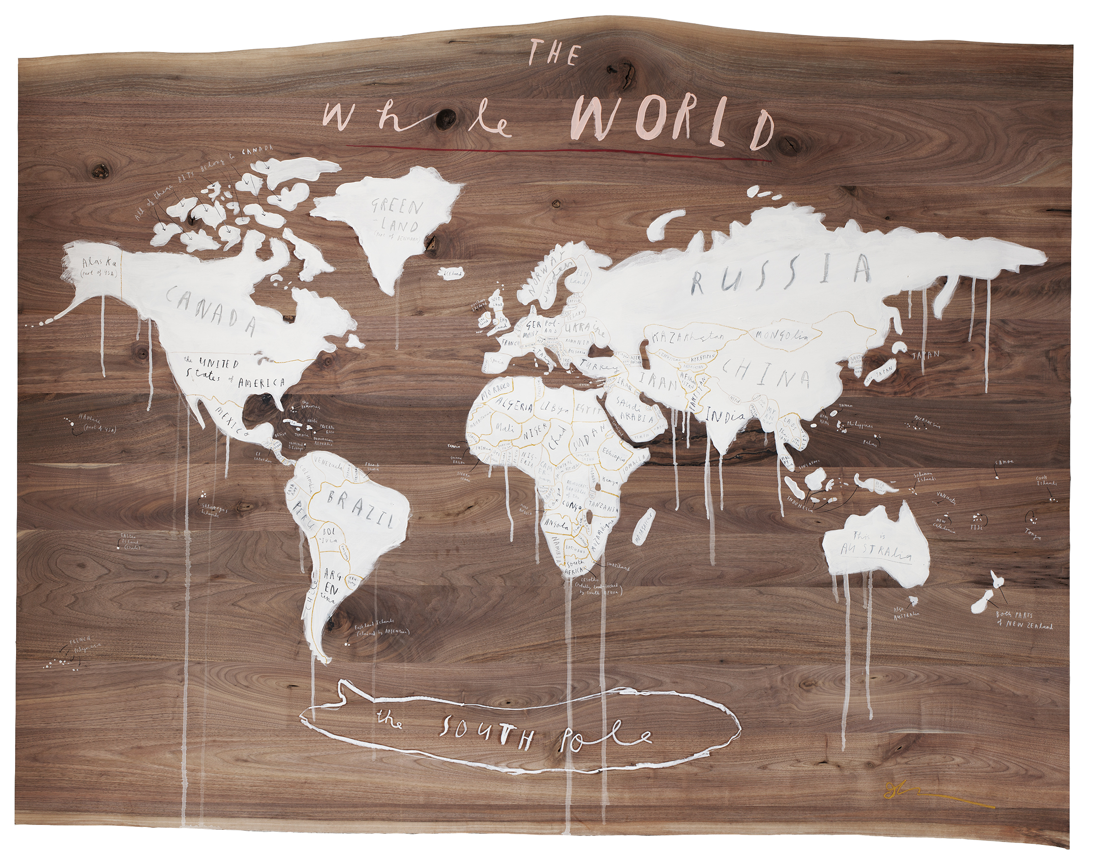 The Whole World , 2012