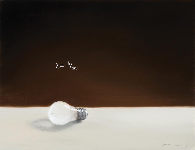 Still Life with Light and Lightbulb,  2007