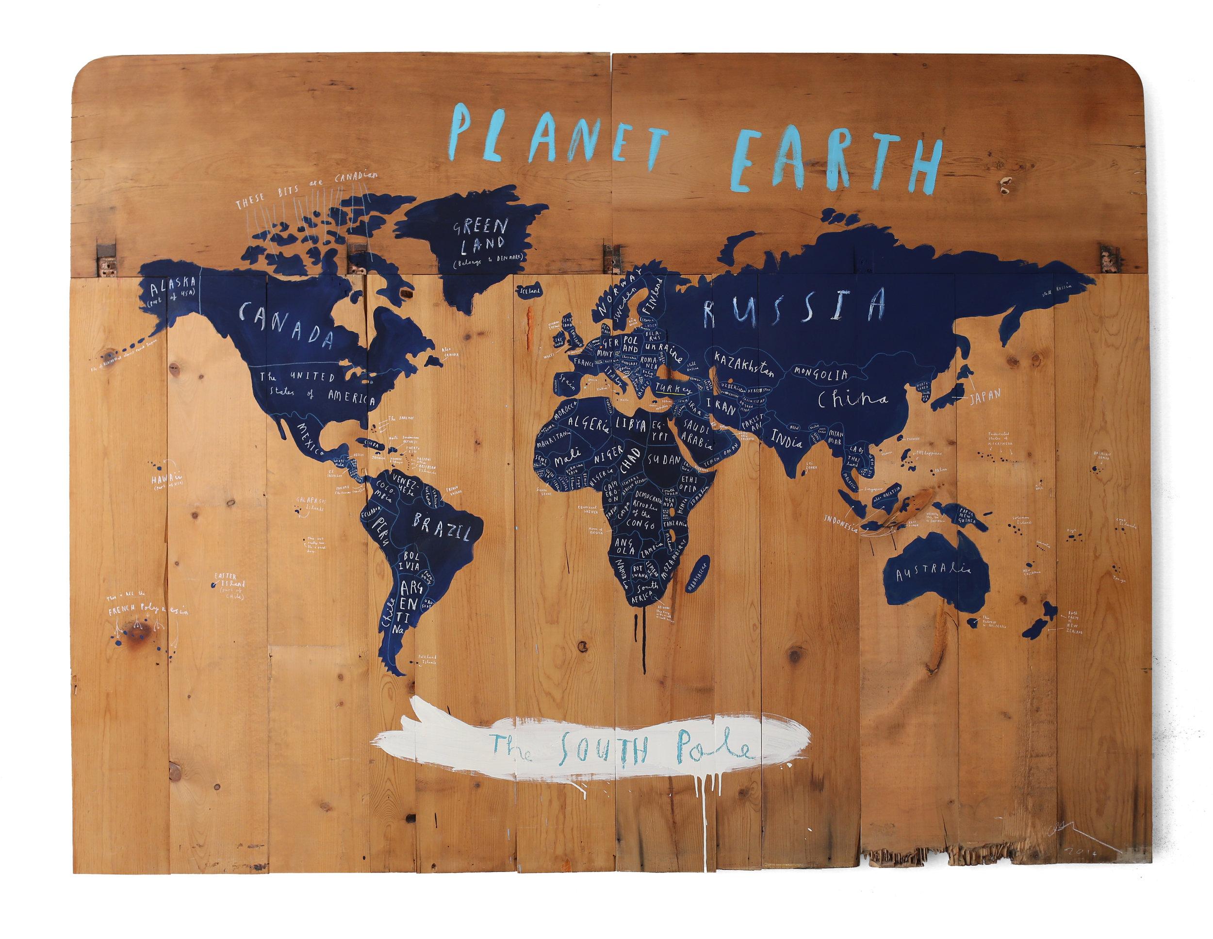 Planet Earth , 2014