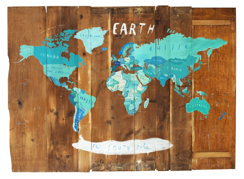 Everywhere on Earth , 2011