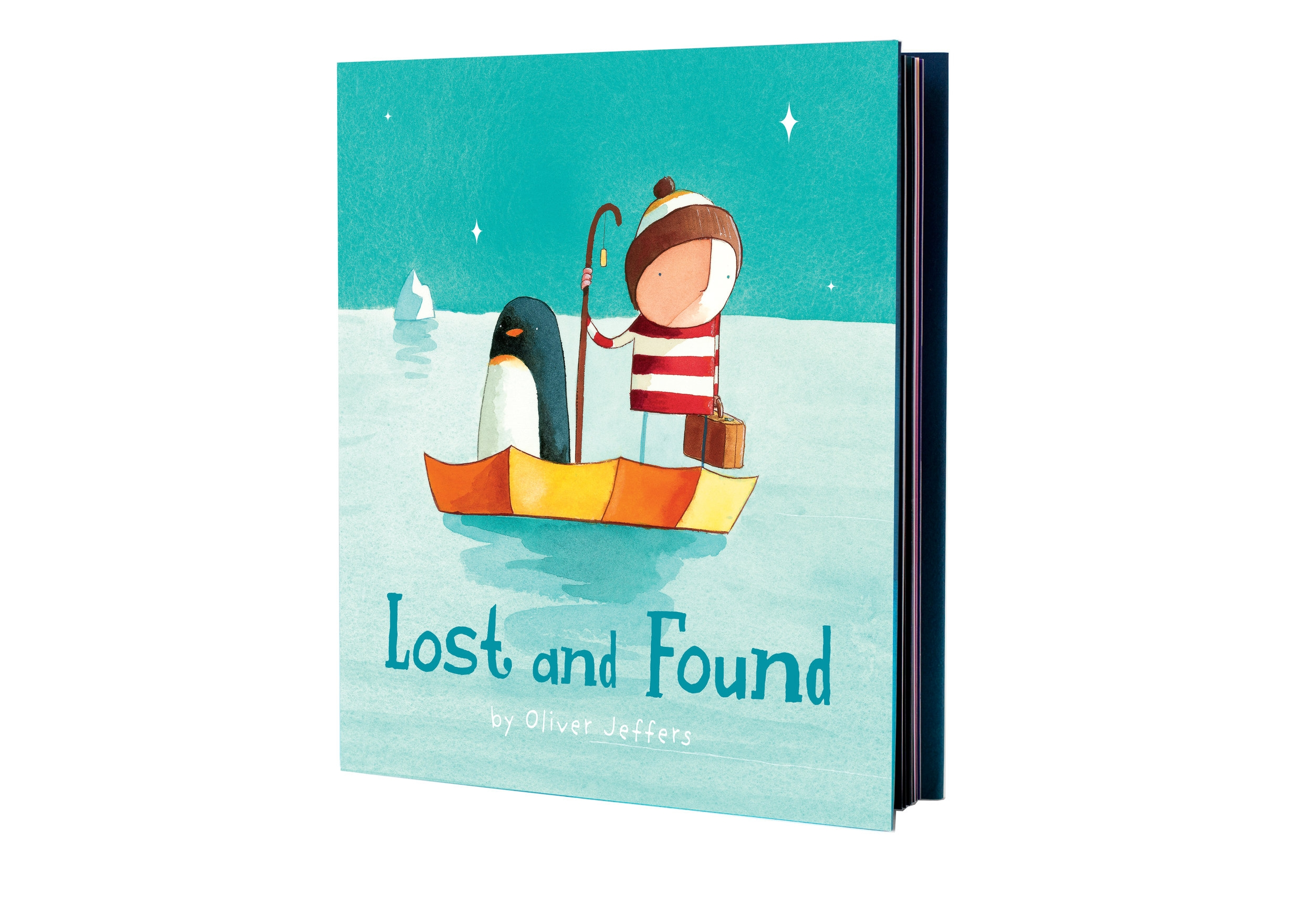 Lost And Found Oliver Jeffers