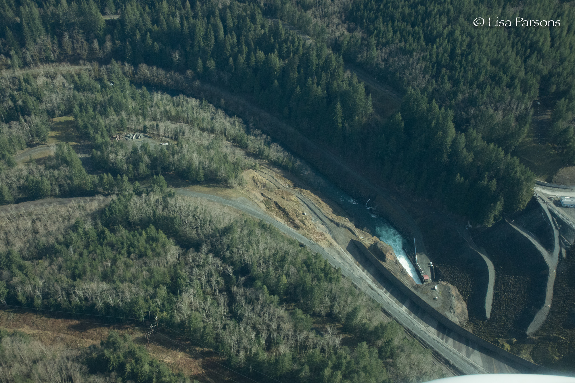 Howard Hanson Earthen Dam