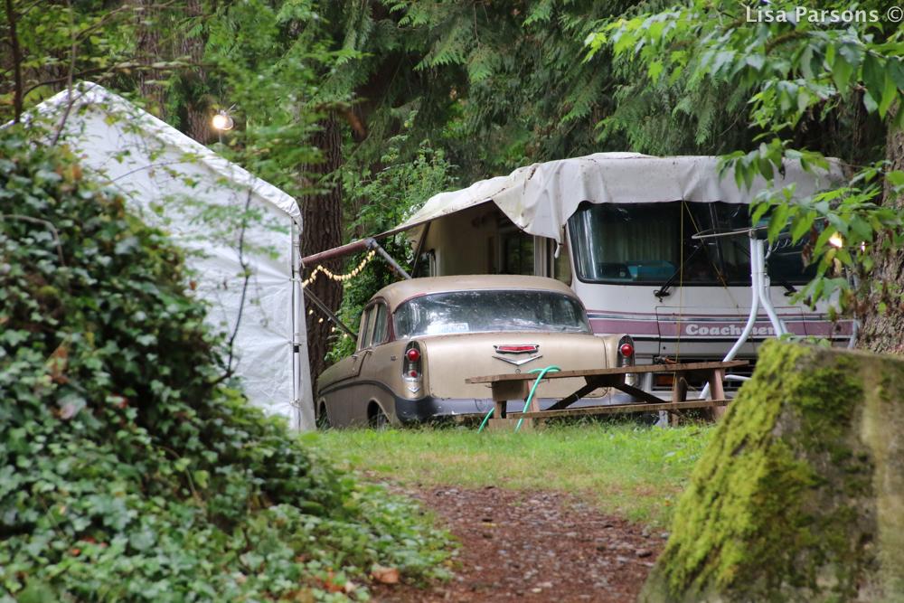 Private R.V. Campground