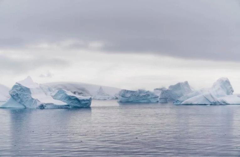 Antarctica Copyright Fraser Morton