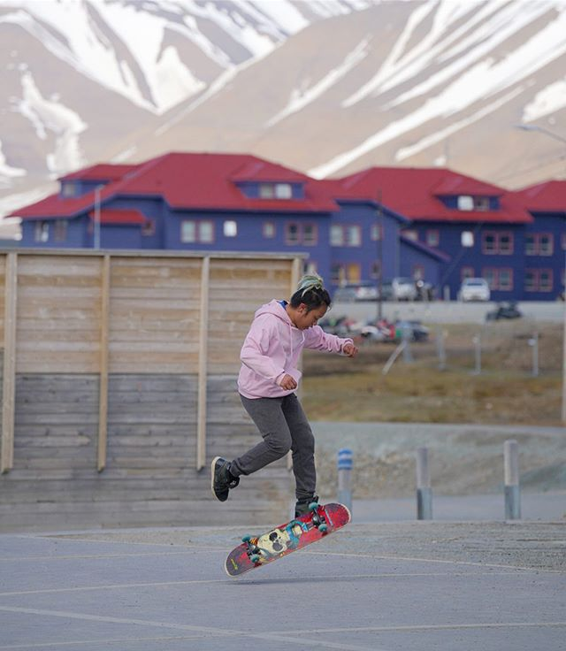 ARCTIC, Day 3: Longyearbyen, Svalbard #arctic