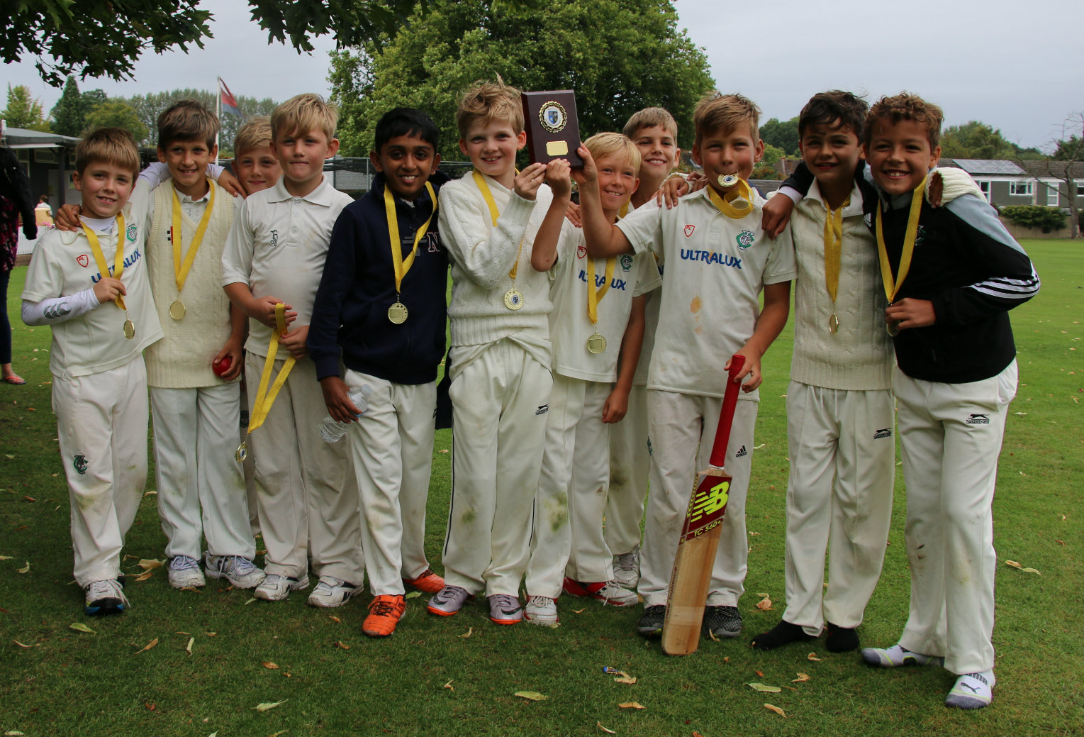 Junior Cricket Policies - The policies listed on this page ensure that junior members can enjoy their cricket in a positive, safe and secure environment.