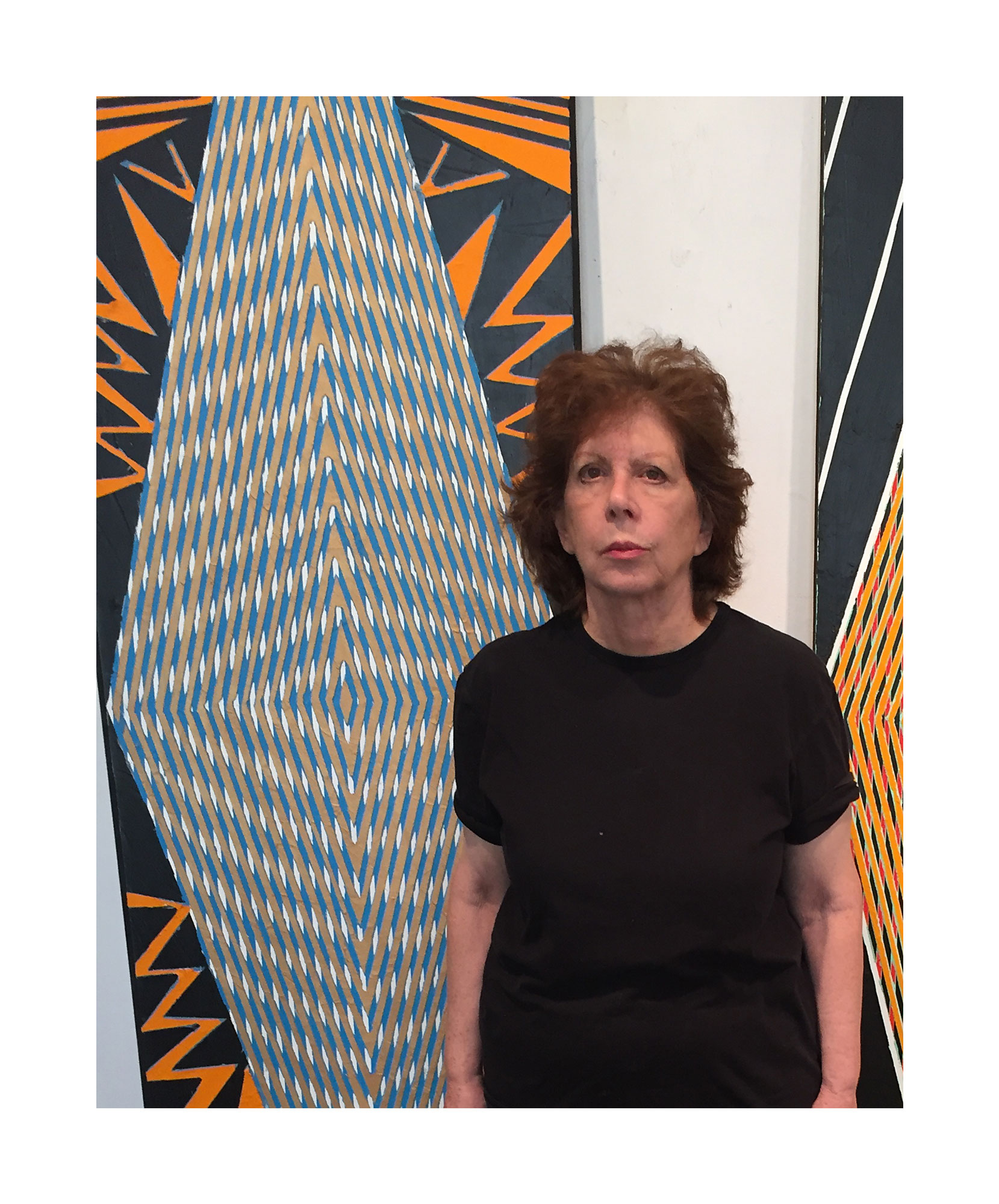 "2016 ""Tall Diamond (""New York"")"" w. Susan"