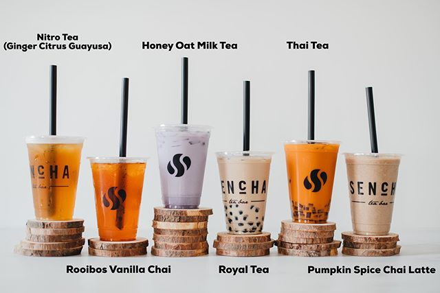 Fall in love with our new Fall Favorites menu! 😍 Tell us in the comments which drink you'd order for a chance to get your next one on us!