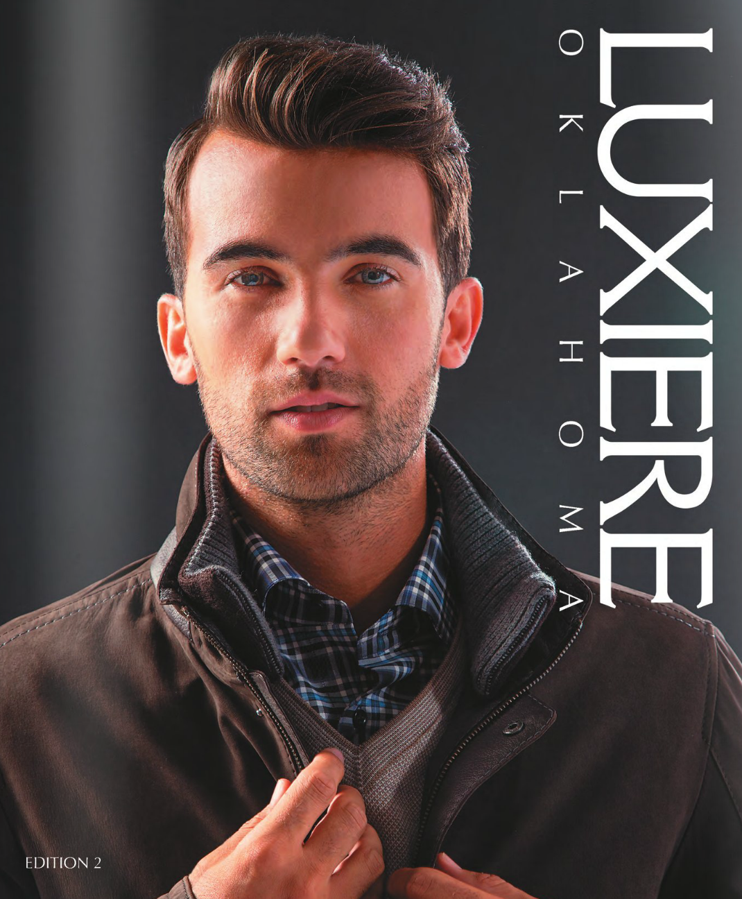The First Ward Luxiere Magazine 2015