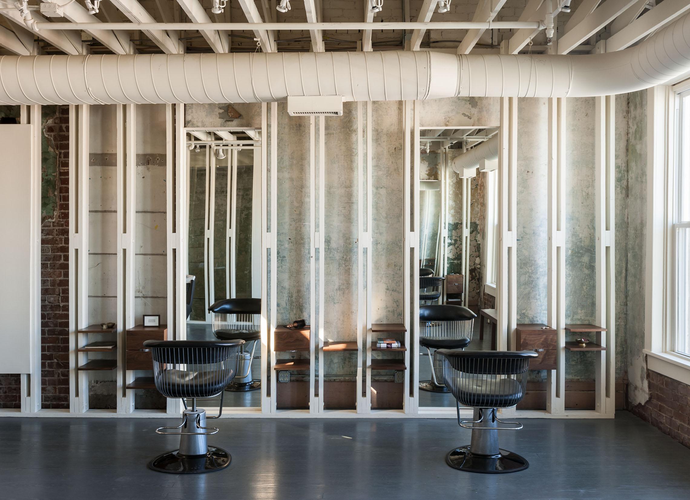 The First Ward Hair Studio x Workstead / Tulsa, Oklahoma
