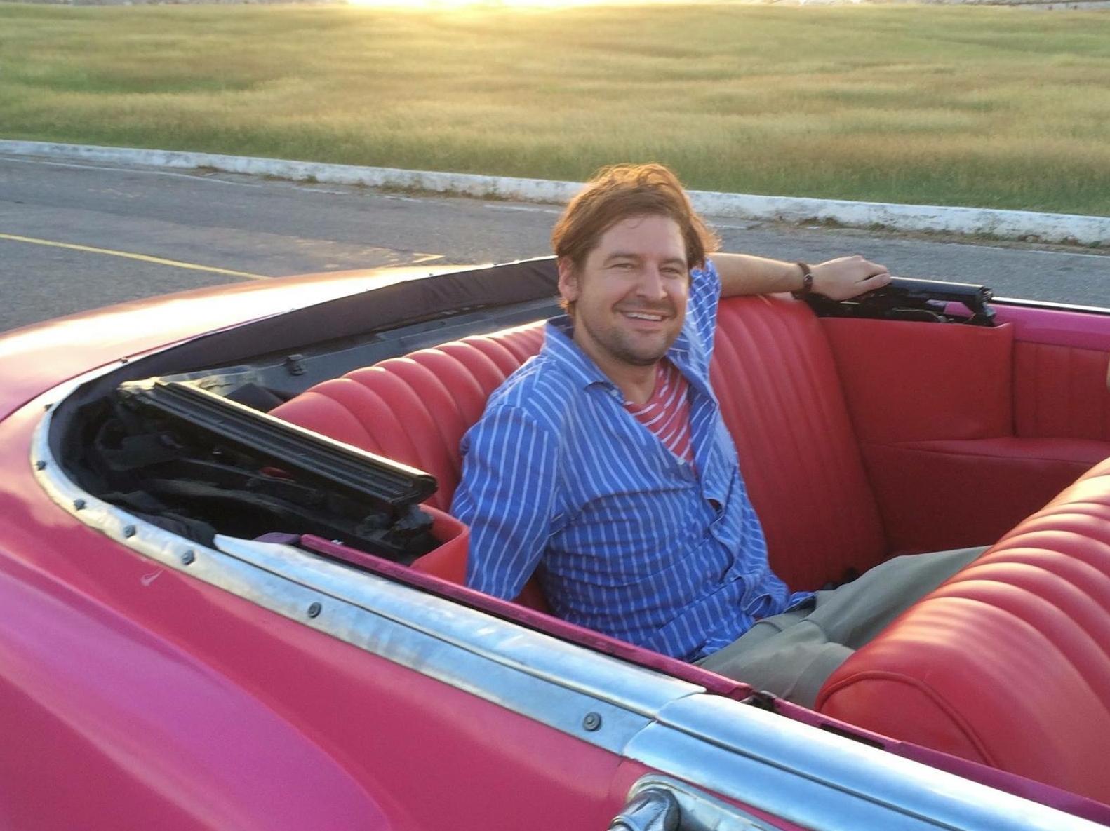 The First Ward Salon Tulsa Interview Mark Perkins
