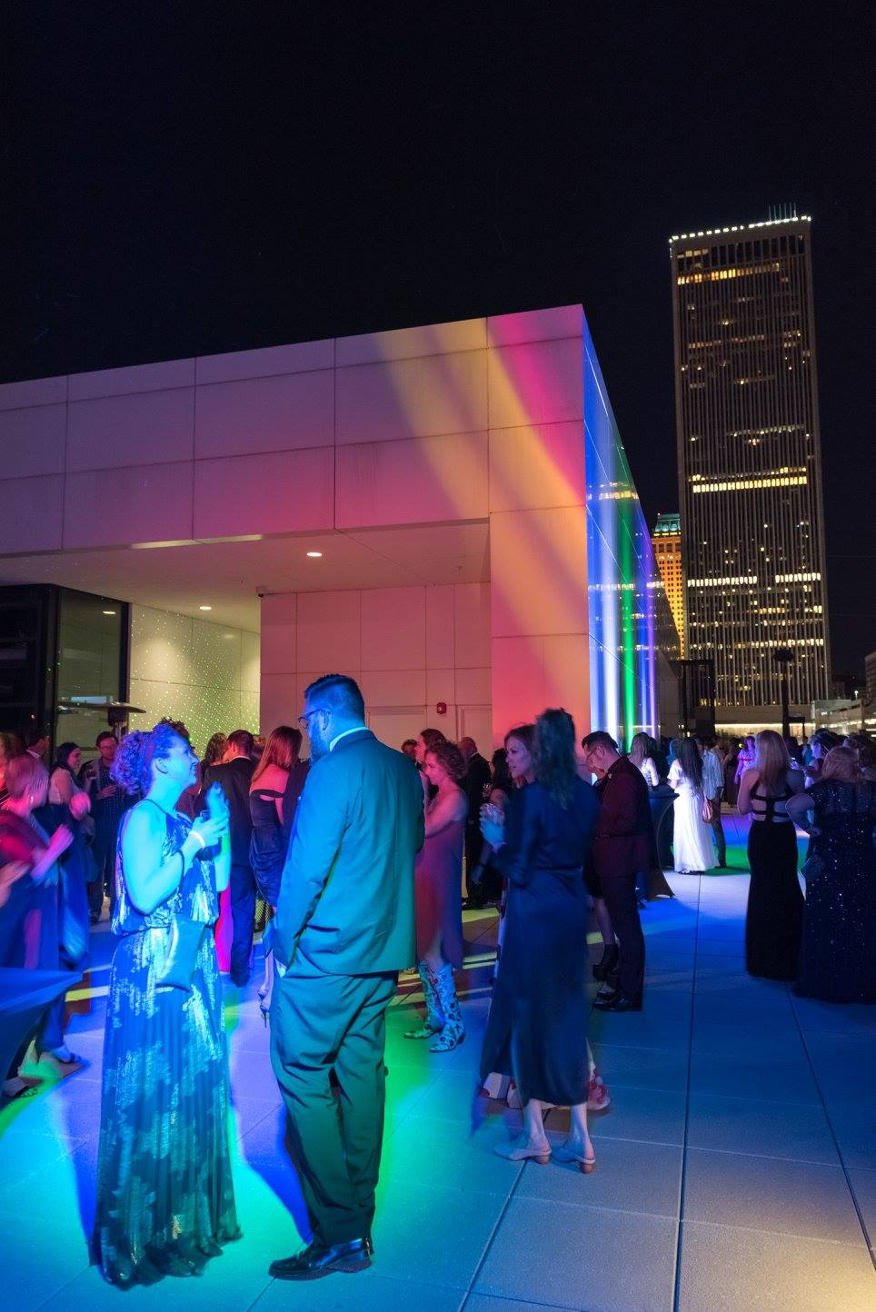 The First Ward Salon AHHA Create Gala 2017 Tulsa Oklahoma