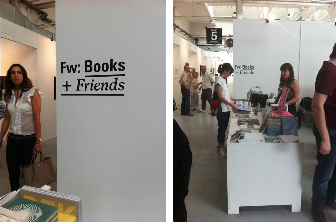 Met Fw:books and friends in Milaan MIA Milaan, 2014